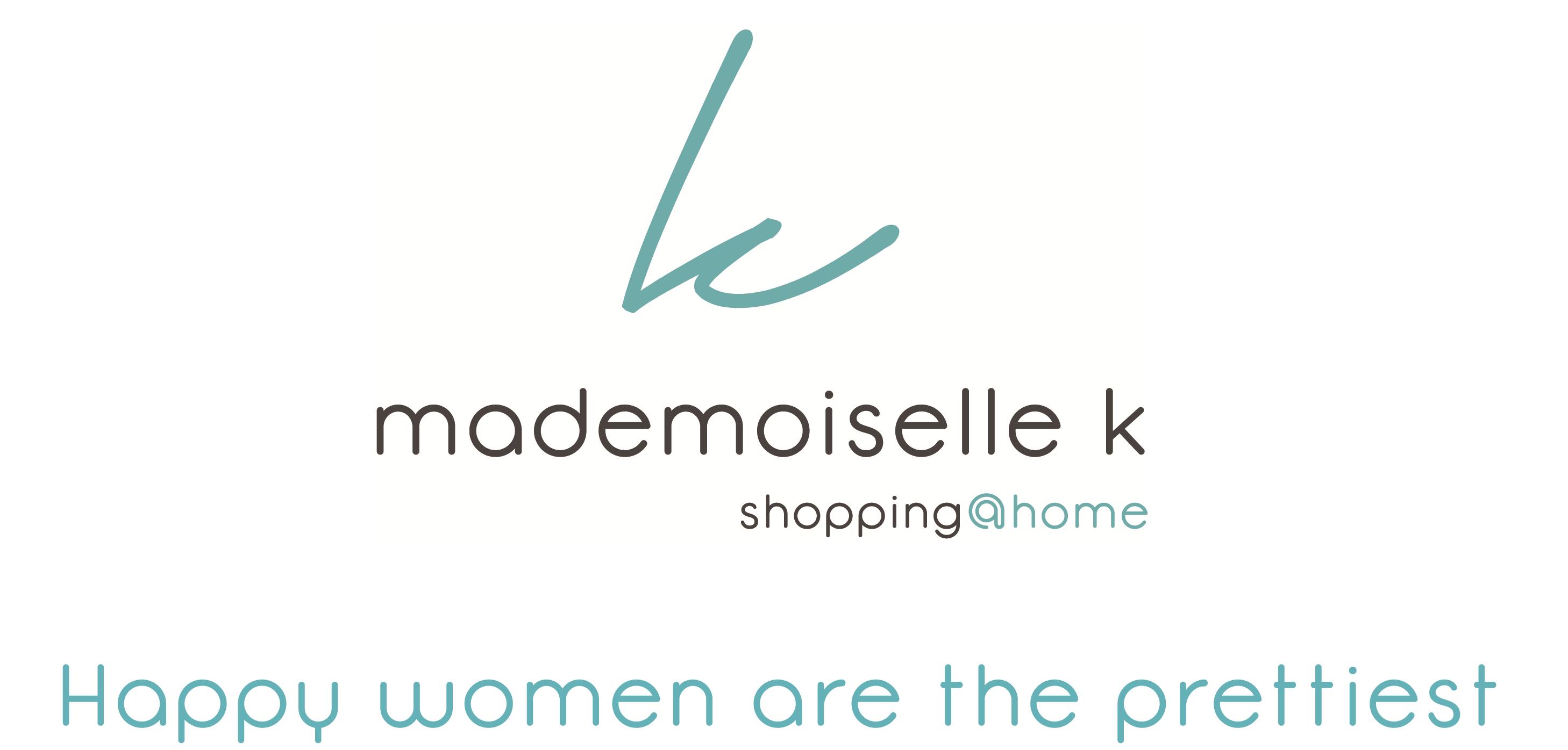 Mademoiselle K logo
