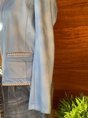 Vestje Buttons Blauw