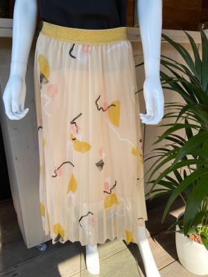 SXSiv Skirt Print logo