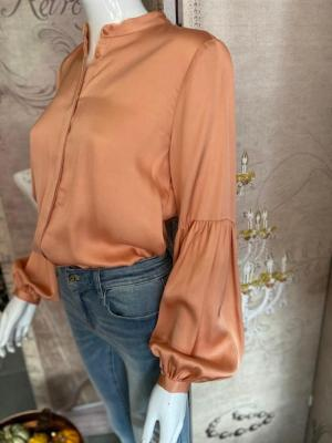 Baume Alessy Shirt Coral