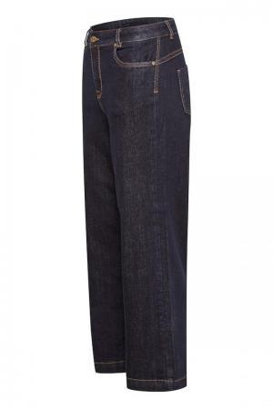 Tenna High Flared Jeans Dark Blue Un Wa