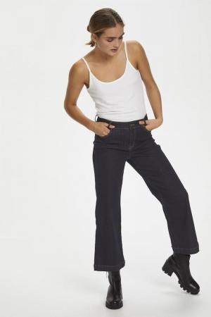 Tenna High Flared Jeans logo