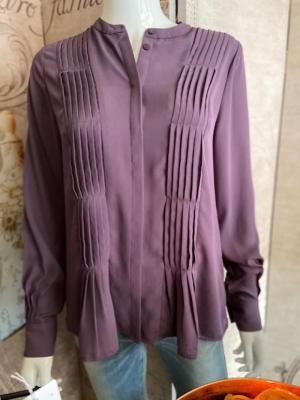 Camilla May Shirt Purple Sky