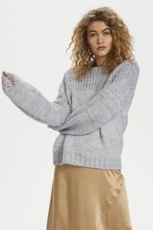 Paily Knit Pullover logo