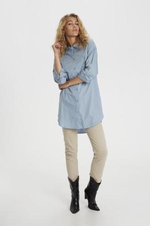 Anne Long Shirt Ashley Blue