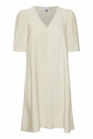 Louisa Dress Oatmeal
