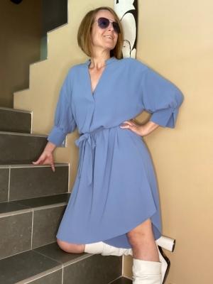 Sabia 2-4 sleeve Dress logo