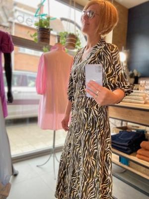 Carcia Melva Dress logo