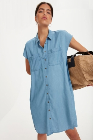 Kesia Samira Tunic Dress logo