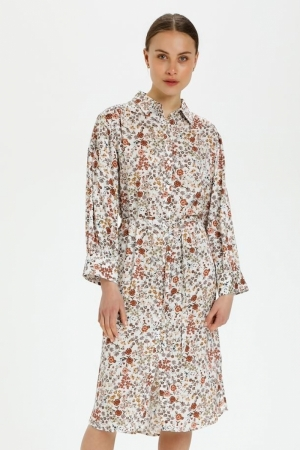 Kimaya Shirt Dress logo