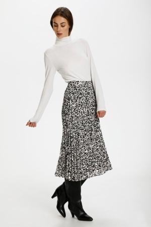 Ananya Skirt Preppy Animal